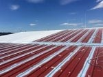 red flat roof Absolute Commercial Roofing Denver