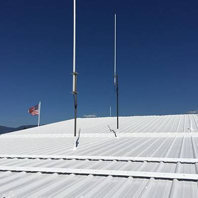 Metal Roof Coatings Absolute Commercial Roofing Loveland Co