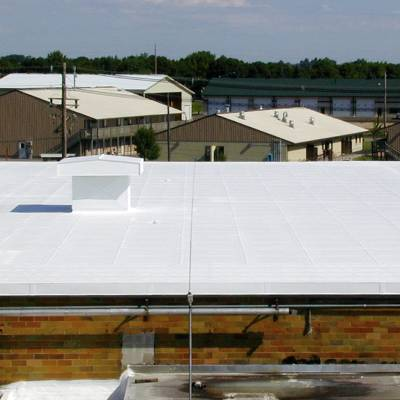 Rubber Roof Coating Absolute Commercial Roofing Loveland Co